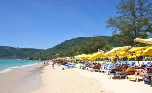 патонг бич на пхукете, таиланд: всё о пляже с фото