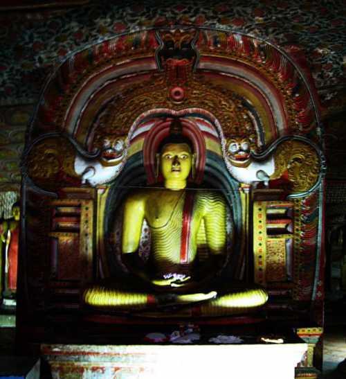 храм дамбулла шри